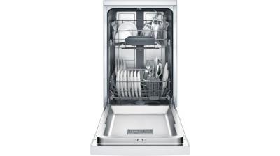 """18"""" Bosch Full Console Dishwasher In White - SPE53U52UC"""