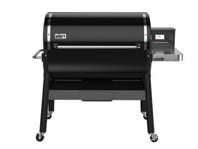 "55"" Weber Wood Fired Pellet Grill - SmokeFire EX6"