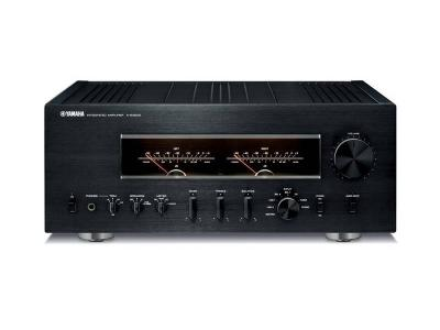 Yamaha Integrated Amplifier (Black) - AS3200 (B)