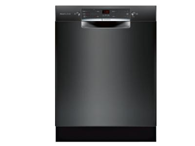 """24"""" Bosch 300 Series Recessed Handle Special Application Dishwasher - SGE53X56UC"""