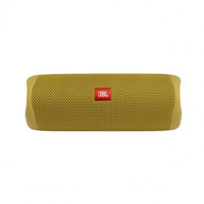 JBL FLIP 5 Portable Waterproof Speaker - JBLFLIP5YELAM