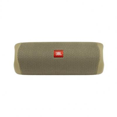 JBL FLIP 5 Portable Waterproof Speaker - JBLFLIP5SANDAM