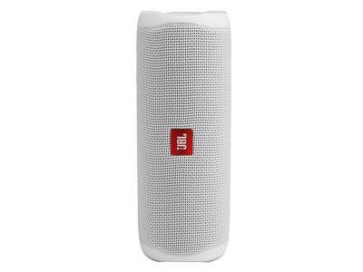 JBL FLIP 5 Portable Waterproof Speaker - JBLFLIP5WHTAM