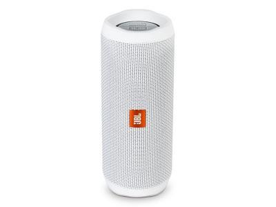 JBL full-featured waterproof portable Bluetooth speaker with surprisingly powerful soundFlip 4 (W) JBLFLIP4WHTAM