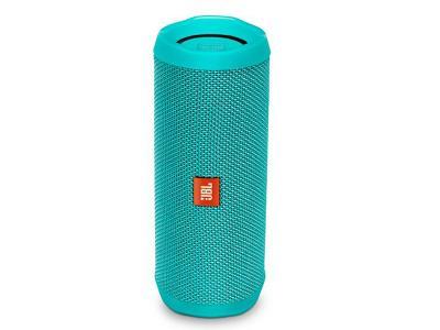 JBL full-featured waterproof portable Bluetooth speaker with surprisingly powerful soundFlip 4 (Bl) JBLFLIP4TELAM
