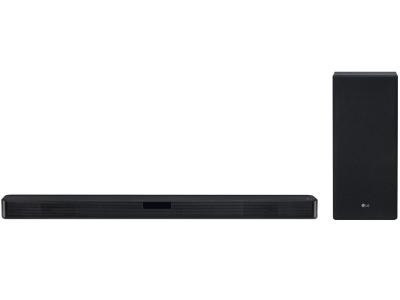 LG 2.1 ch Sound Bar w/ DTS Virtual:X - SL5Y