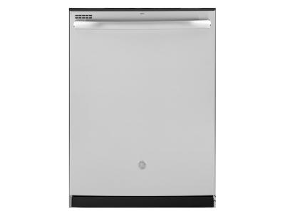"""24"""" GE Built-In Tall Tub Dishwasher with Hidden Controls - GDT635HSMSS"""
