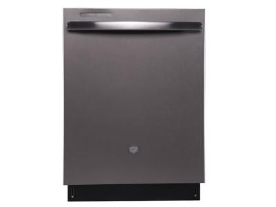 "24"" GE Profile Built-In Tall Tub Dishwasher with Stainless Steel Tub - PBT860SMMES"