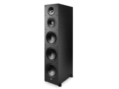 Paradigm Floor Standing Speaker With 5 Driver In Matte Black - SE8000F (B)