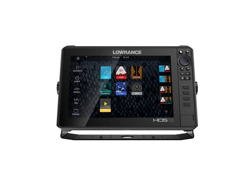 Lowrance Hds 12 Live With Active Imaging 3 In 1 Top Fishfinding Inno