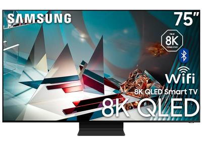 "75"" Samsung QN75Q800TAFXZC 8K Smart QLED TV"