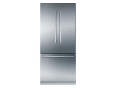"36"" Bosch Benchmark Built-In French Door Refrigerator with Home Connect - B36BT930NS"