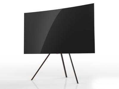 "Samsung Studio Stand for 65"" & 55"" QLED & The Frame TVs -VG-STSM11B/ZA"