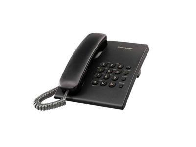 Panasonic Corded Phone with 5 Step Volume Control  - KXTS500