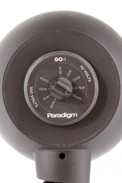 """Paradigm Satellite Speaker with 4"""" driver GO4"""