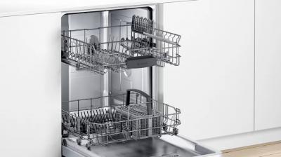 "24"" Bosch 300 Series Built-In Dishwasher In Stainless Steel - SHEM53Z25C"