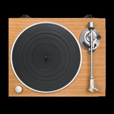 Audio Technica Fully Manual Belt-Drive Turntable - AT-LPW30TK