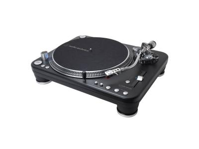 Audio Technica Direct-Drive Professional DJ Turntable (USB & Analog )- AT-LP1240-USBXP