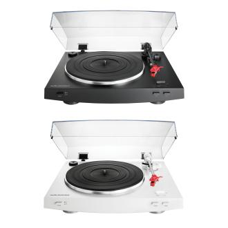 Audio-Technica Fully Automatic Belt-Drive Stereo Turntable - AT-LP3BK