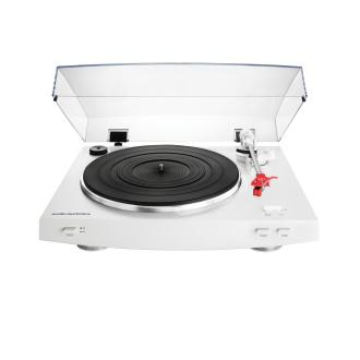 Audio-Technica Fully Automatic Belt-Drive Stereo Turntable - AT-LP3WH