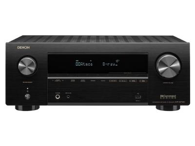 Denon 7.2 Channel  8K AV Receiver With 3D Audio And Voice Control - AVRX2700H