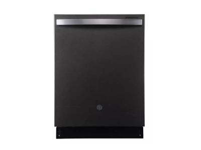 """24"""" GE Profile Smart Dishwasher with Top Control Stainless Steel Tub in  Slate - PBT865SMPES"""