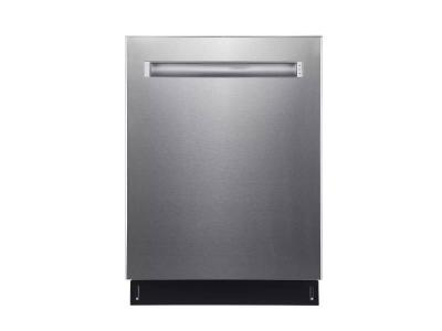 """24"""" GE Profile Smart Top Control Dishwasher in Stainless Steel - PBP665SSPFS"""