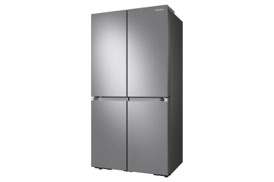 """36"""" Samsung 22.9 Cu. Ft. Counter-Depth French Door Refrigerator With AutoFill Water Pitcher In Stainless Steel - RF23A9071SR"""