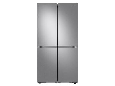 "36"" Samsung 22.9 Cu. Ft. Counter-Depth French Door Refrigerator With AutoFill Water Pitcher In Stainless Steel - RF23A9071SR"