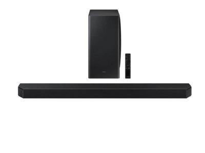 Samsung 7.1.2 Channel Soundbar with Dolby Atmos and DTS:X - HW-Q900A/ZC