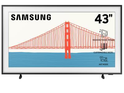 """43"""" Samsung  QN43LS03AAFXZC Frame QLED  4K  Smart  TV"""