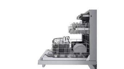 "24"" Bosch Dishwasher 44 dB Decibel Level, 6 Wash Cycles, 3 Loading Racks - SGX78B55UC"