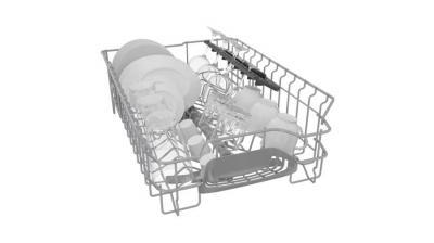 """18"""" Bosch  46 dB Decibel Level, 4 Wash Cycles Dishwasher -  SPE53B52UC"""