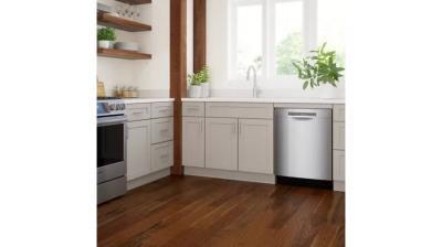 """24"""" Bosch 46 dB Decibel Level, 6 Wash Cycles Dishwasher - SGE53B55UC"""