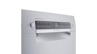 """18"""" Bosch Built-In Dishwasher with 9 Place Settings - SPE53B55UC"""