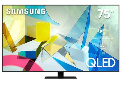 "75"" Samsung QN75Q80TAFXZC 4K Smart QLED TV"
