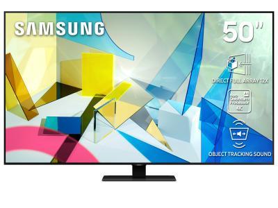 "50"" Samsung QN50Q80TAFXZC 4K Smart QLED TV"