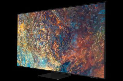 "85"" Samsung QN85QN90AAFXZC Neo 4K Smart QLED TV"