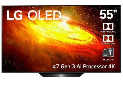 "55"" LG OLED55BX BX Series OLED 4K TV"