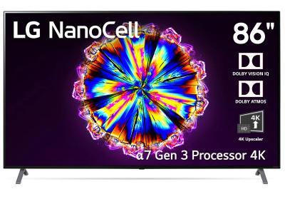 "86"" LG 86NANO90UNA Nano90 Series NanoCell 4KTV"