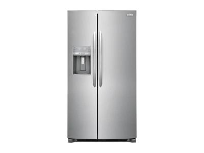 """36"""" Frigidaire Gallery Freestanding Side by Side Refrigerator with 25.6 Cu. ft. Capacity  - GRSS2652AF"""