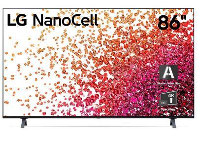 "86"" LG 86NANO75UPA 4K Smart NanoCell TV"