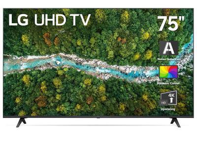 "75"" LG 75UP7770PUB 4K Smart UHD TV"
