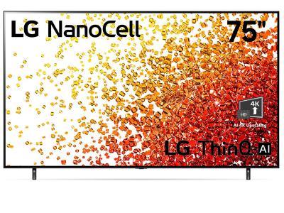 """75"""" LG 75NANO90UPA NANO90 4K Smart NanoCell TV"""