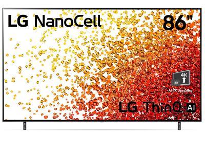 """86"""" LG 86NANO90UPA NANO90 4K Smart NanoCell TV"""