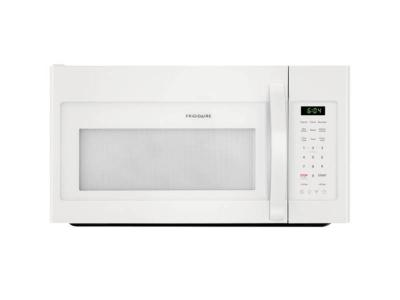 """30"""" Frigidaire Over The Range Microwaves With White - FFMV1846VW"""