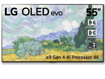 "55"" LG OLED55G1 4K Smart OLED evo TV With AI ThinQ"