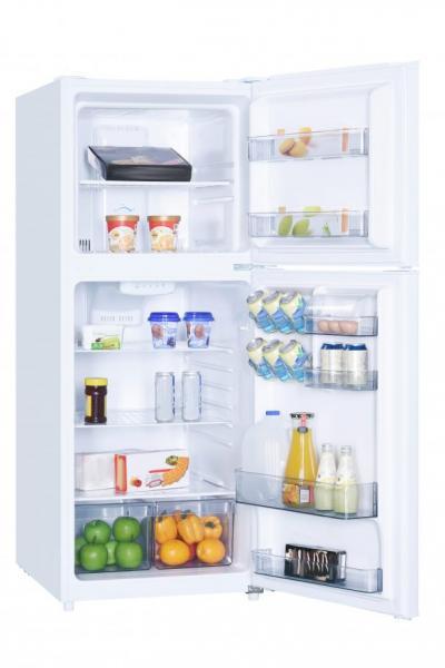 "23"" Danby 11 cu. ft. Capacity Apartment Size Refrigerator -  DFF116B2WDBR"