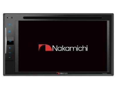 Nakamichi 6.2 Inch 2-DIN Multimedia Receiver - NA2300