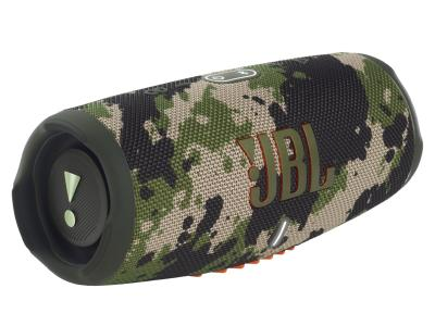 JBL Charge 5 Portable Waterproof Speaker With Powerbank In Squad - JBLCHARGE5SQUADAM